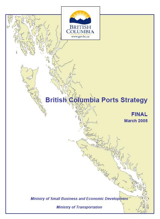 Colledge consulting-BC Port Strategy